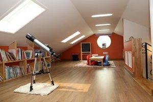 Jak zdolat tři největší úskalí podkrovního bydlení? Poradíme vám!