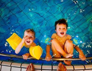 Téma vskutku aktuální: bazén!