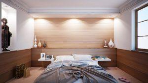 Místo pro spánek a relaxaci musí být kvalitní aneb ložnice jako zdroj energie