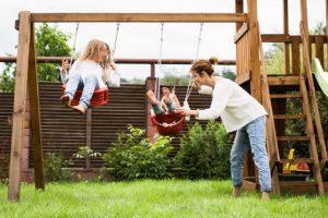 Prázdniny mohou děti strávit i na zahradě!