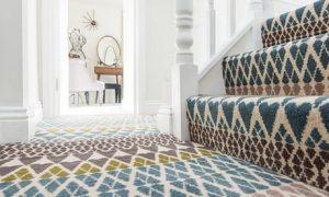Vezměte to od podlahy a položte si nový koberec!