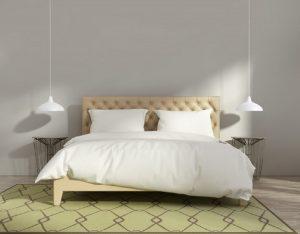 Prostor a postel. Nezbytně potřebujete inspiraci, tvůrčího ducha a nové nápady?